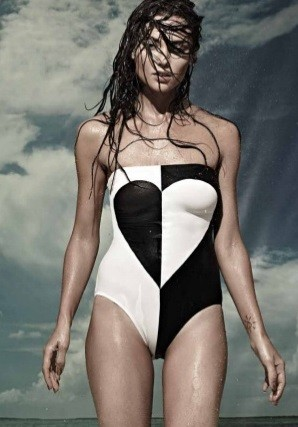Adeline Strapless One Piece