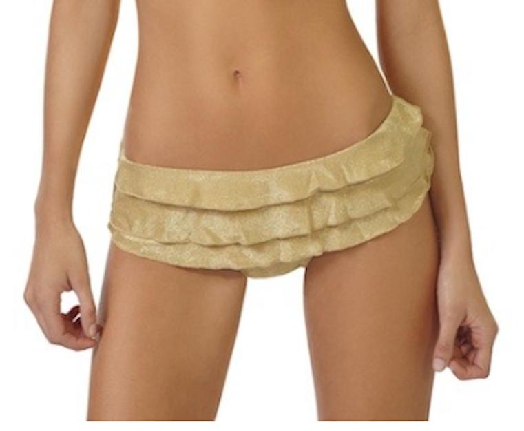 777e83fb13e3a Gypsy Gold Bikini by OndadeMar Swimwear at Pesca Boutique