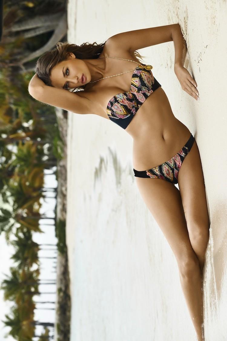 Patara Diamond Bikini - Print