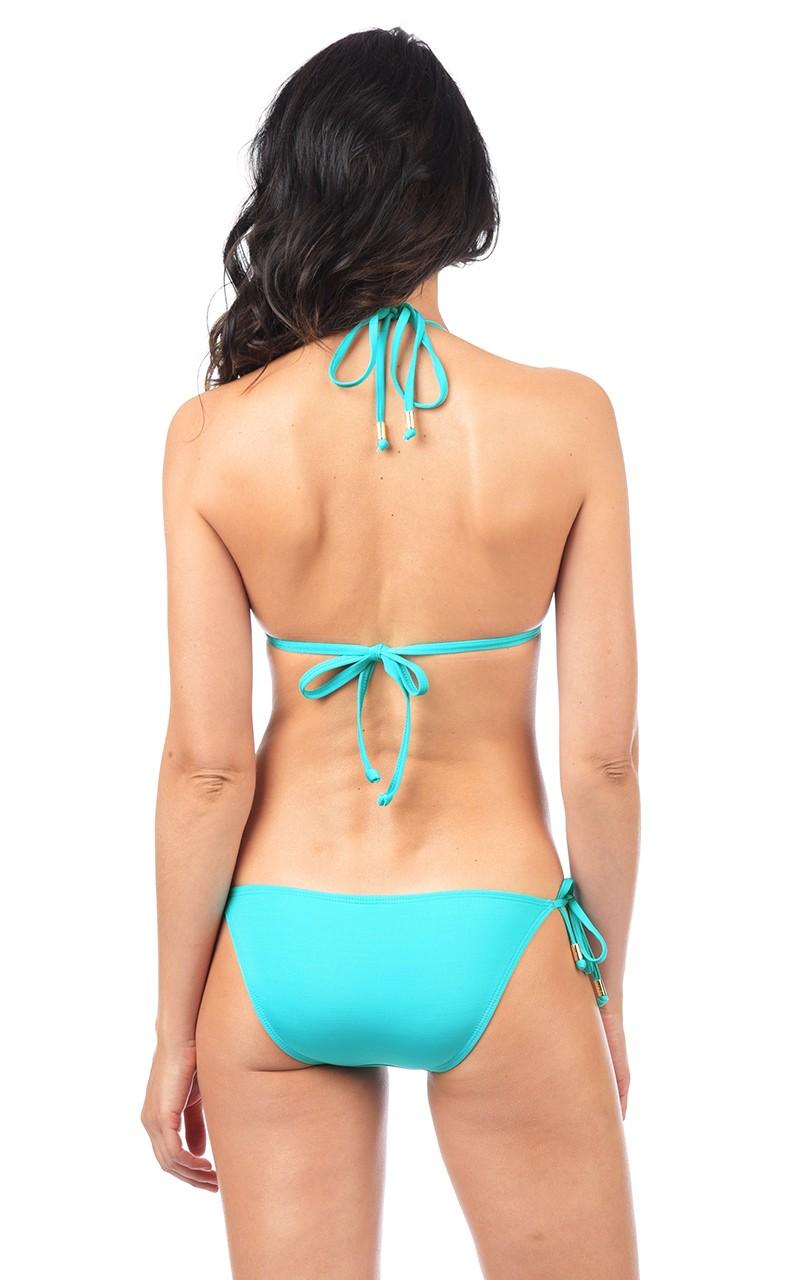 9713d4fe6ba30 Voda Swim String Bottom in Turquoise