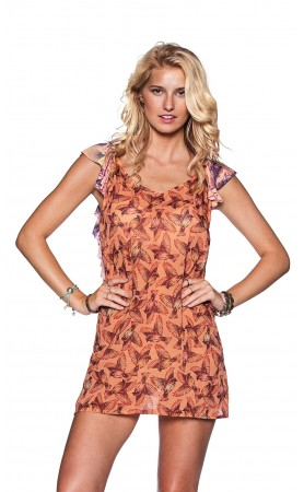 Sweet Songbird Short Dress