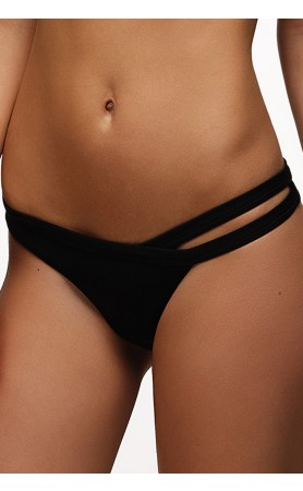 Alda Bottom in Black