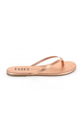 TKEES Highlighters in Beach Pearl Sandals