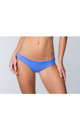 Stephanie Reversible Full Bottom in Sedona Blue/Coral