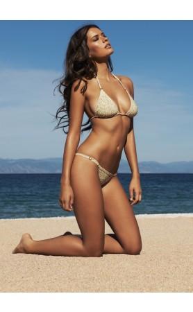 Brazil Triangle Bikini Top & Adjustable Bottom