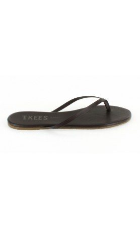 TKEES Liners in Coco Sandals