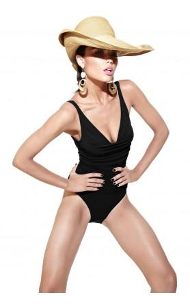 Diamond Black One Piece Swimsuit