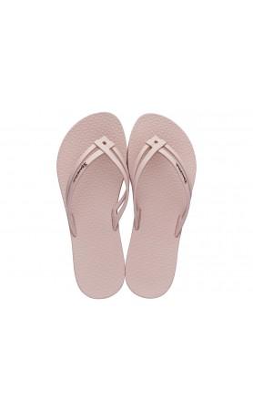 Hashtag Flip Flop in Pink / Blush