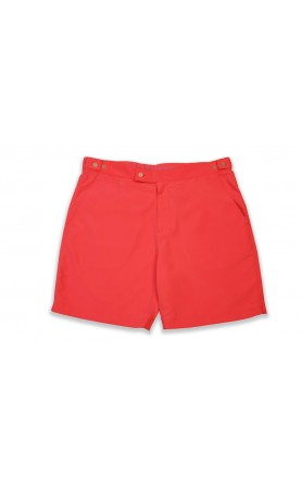 Hybrid Short in Coral