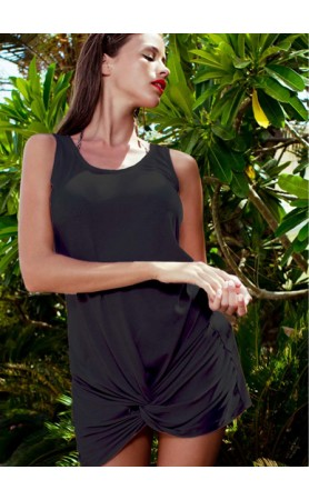 Koral Cover-up in Black