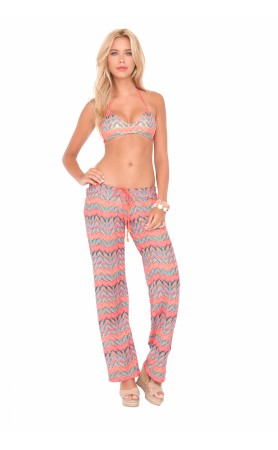 Fuego Divino Beach Pants