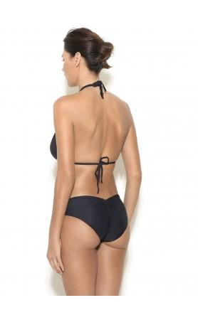 b0d05ef3298 Python Adjustable Lycra Bikini Bottom in Black Lenny Niemeyer