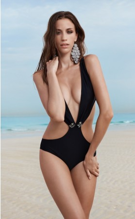 Beluga Monokini One Piece Swimsuit