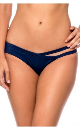 Alda Bottom in Navy