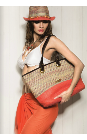 Pia Rossini Resortwear Estapona Beach Bag