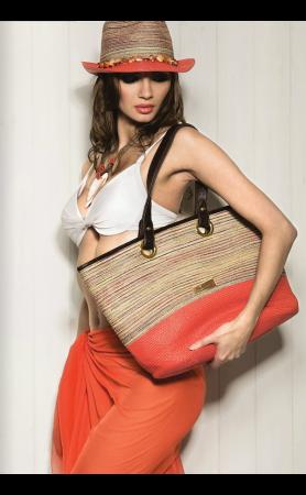 Pia Rossini Resortwear Estapona Beach Bag