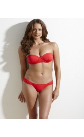 Costa Rica Underwire Bikini in Red