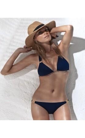 Glamorous Top and Lockdown Bottom Bikini