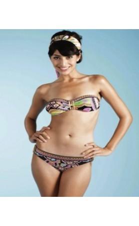 Marrakesh Express Bandeau Bikini Top