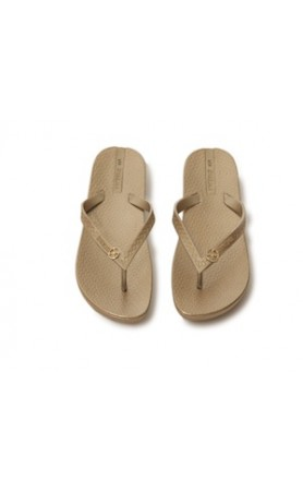 Ipanema Golden Sandals