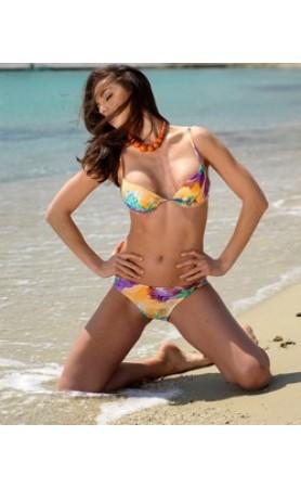 Sea Coral Orange Bikini