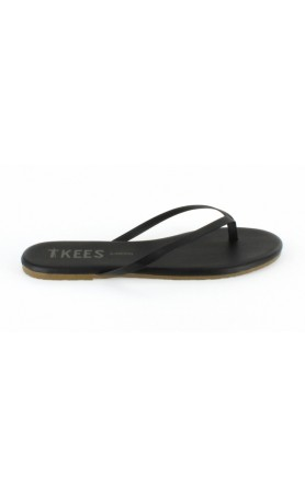 TKEES Liners in Sable Sandals