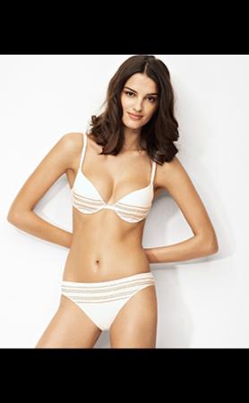 Very Glossy push up Bikini