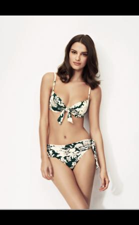 Flower Bay Underwire Padded Bikini