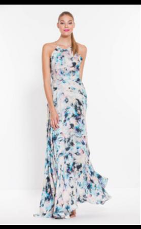 Grady Dress in Floreale