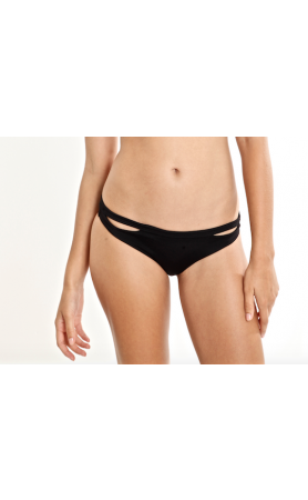 Aloe Bottom in Black