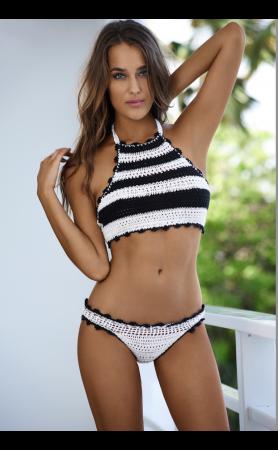 Stardust Crochet Blair Bikini