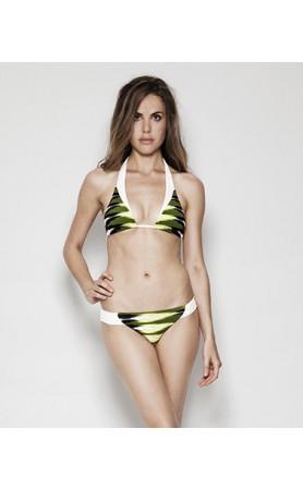 Seine Bikini in Chartreuse