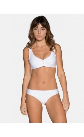 541e05ec74 Ali Bottom in White Tavik Swimwear