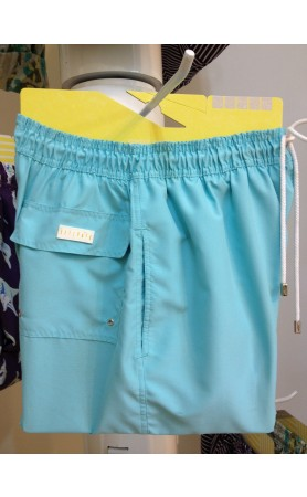 Palmacea Swimwear Light Blue Shorts