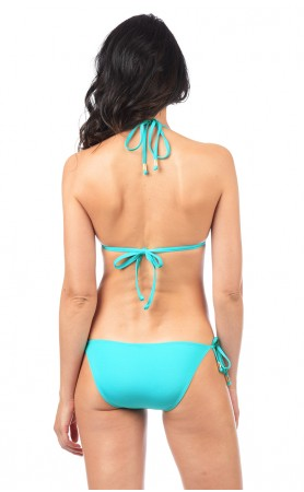 String Bottom in Turquoise