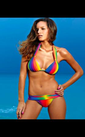 Sombra E Aqua Fresca Pollux Bikini