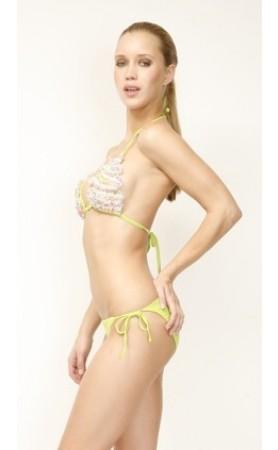 Caicos Lime Bikini