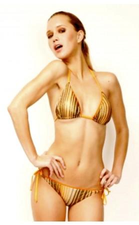 Arabian Nights Triangle Bikini